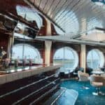 Riva Bar photograph on the Stena Line Hollandica ferry