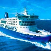 dfds seaways dover to dunkirk ferry