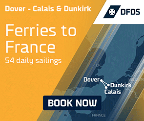 DFDS Dunkirk Offer