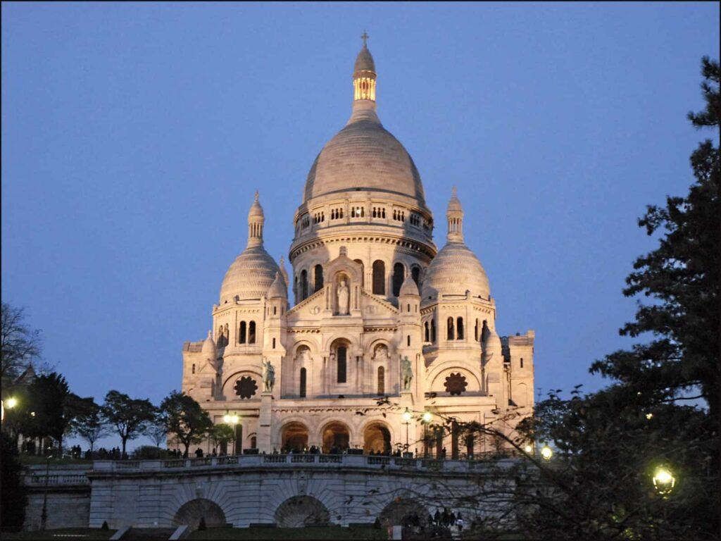 L'église du Sacré-Coeur (Paris)