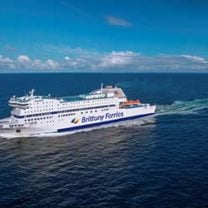 brittany ferries armorique ferry