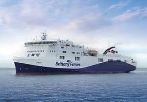 brittany ferries etretat