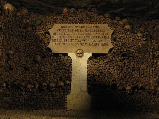catacombs france