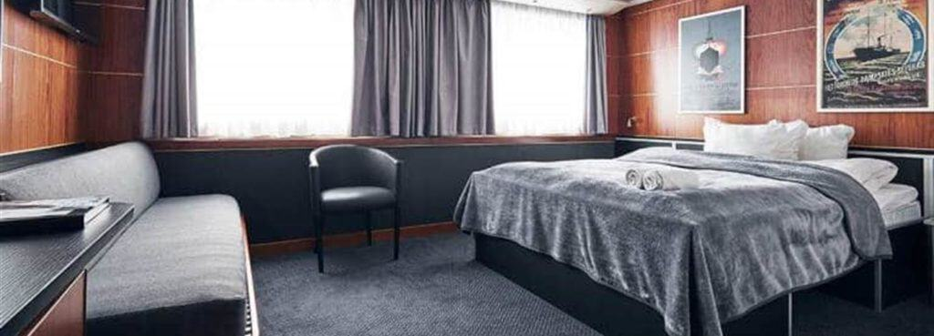 Commodore Cabin on DFDS Newcastle to Amsterdam