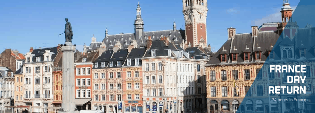 dfds day trip to france