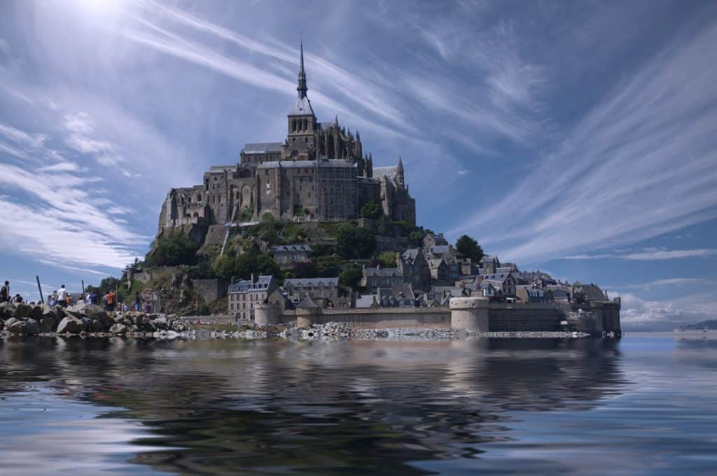 Picture of Mont-St-Michel